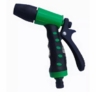 Пистолет поливочный под коннектор с фиксатором