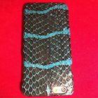 Чехол из кожи морской новозеландской змеи на iphone 7 (ручная работа) на заказ