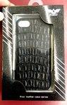 Чехол iphone 7 кожа натуральная имитация крокодила