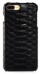 Чехол из питона для iphone 7 Plus натуральная кожа черный окрас