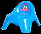Горшок-стульчик детский с крышкой