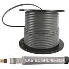 Греющий кабель для труб и водостоков EASTEC SRL 16-2 CR 16W