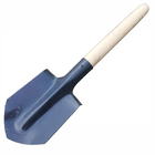 Лопата автомобильная с черенком