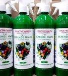 Мыло зеленое для растений 2 в 1 с экстрактом пихты с распылителем, 1 литр