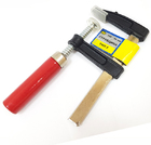 Струбцина 100*50 мм тип F деревянная ручка